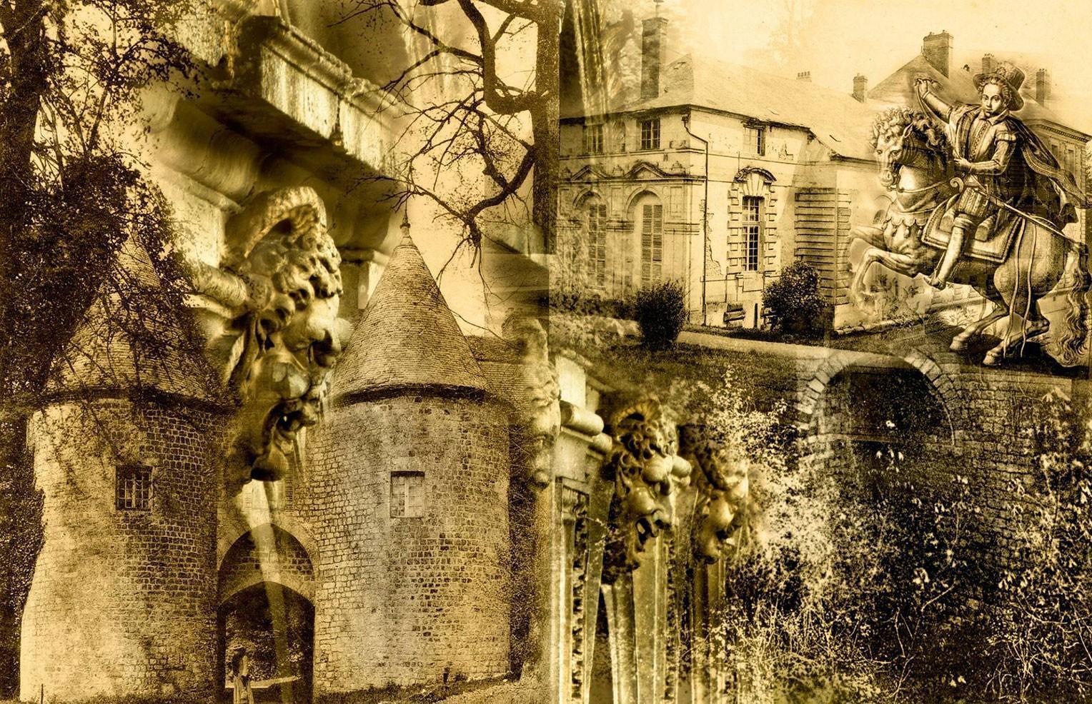 La fête dans l'histoire et au Château de Vallery